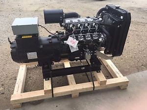 20kw single phase 120/240 volt isuzu diesel generator set