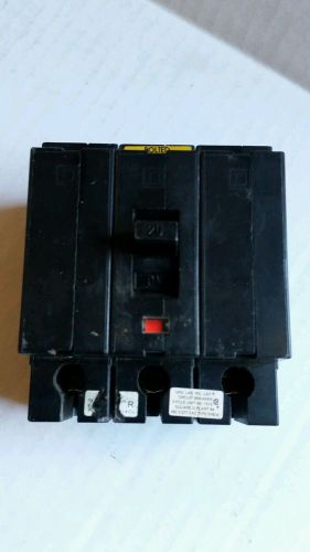 Square D EHB 4  3 pole 20 amp ehb34020., US $150.00 � Picture 1