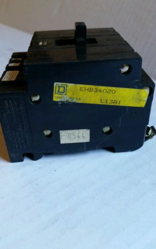 Square D EHB 4  3 pole 20 amp ehb34020., US $150.00 � Picture 4