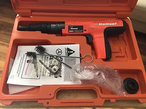 Ramset Cobra Plus .27 Caliber Semi Auto Powder Actuated Tool Free Shipping 16941 � Picture 2