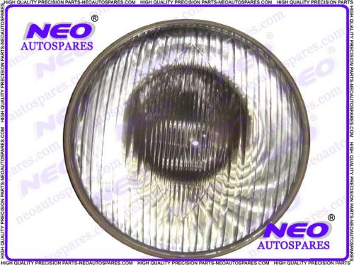 "Royal enfield 8"" sealed beam assembly with parking bulb fits many vintage bikes"