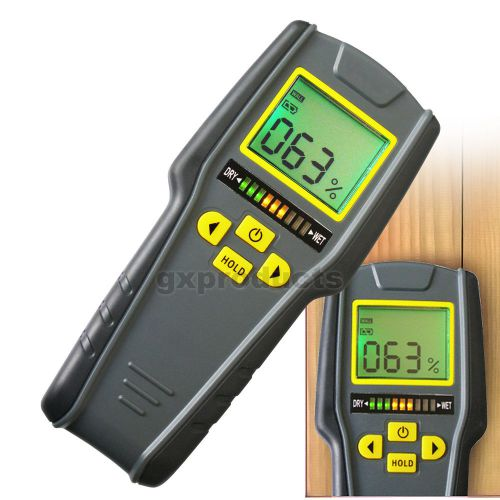 Induction Amp Meter Pick Up : Non invasive inductive moisture meter for drywall mansory
