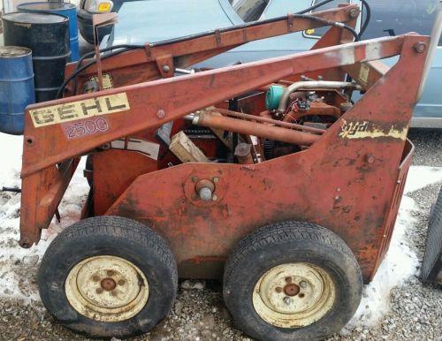 Onan 22 5 hp Engine Gehl 2500 Hydra Cat Skid Loader Motor 22 1/2 hp