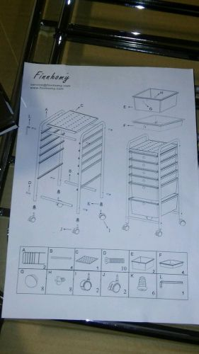Finhomy 6 drawer