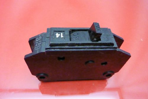 Ge,general electric tq1120 20 amp ,120 volt,1 pole  type tq ni circuit breaker