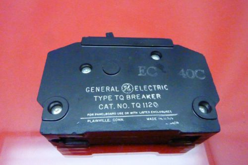 GE,General Electric TQ1120 20 Amp ,120 Volt,1 Pole  Type TQ NI Circuit Breaker, US $5.70 � Picture 4