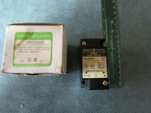 GE Limit Switch - Limit Switch Body, Wobble Stick Head and Arm, US $75.00 – Picture 2
