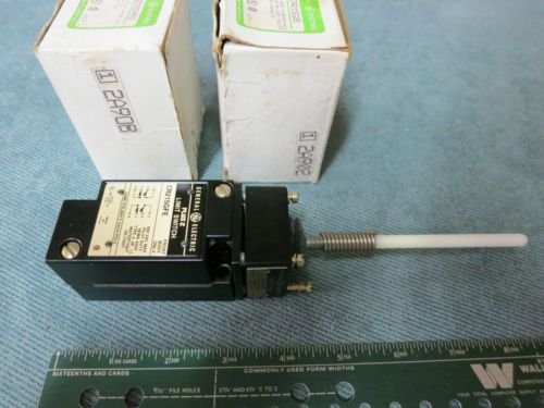GE Limit Switch - Limit Switch Body, Wobble Stick Head and Arm, US $75.00 – Picture 5