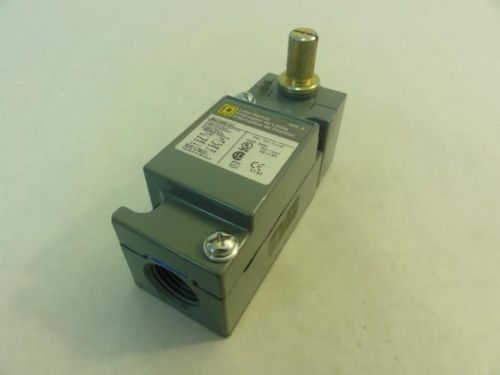 148766 new-no box, square d 9007c68t10 limit switch, ser a, 600v, 10a