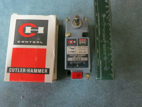 Cutler Hammer Limit Switch E50SAN Lever Arm Type, US $75.00 � Picture 2