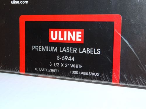 1000 ULINE Premium Laser/Inkjet Printer Labels-S-6944-NEW-3