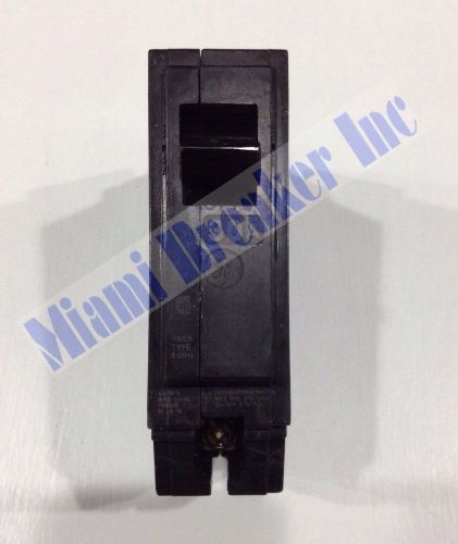 Thqb1130 general electric ge type thqb circuit breaker 1 pole 30 amp 120v