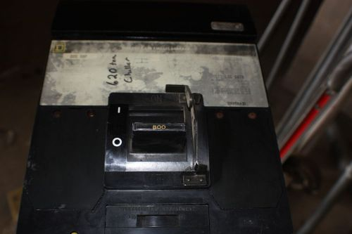 Square D MH36800 (MH 36800) Circuit Breaker � Picture 1