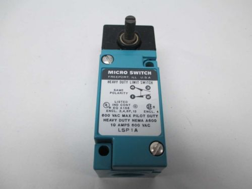 NEW HONEYWELL LSP1A LIMIT SWITCH 600V-AC 10A AMP D360865, US $19.75 � Picture 2