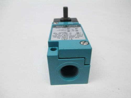 NEW HONEYWELL LSP1A LIMIT SWITCH 600V-AC 10A AMP D360865, US $19.75 � Picture 3