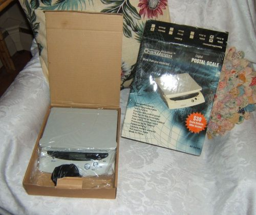 Digiweigh digital postal scale nib  last time up for auction