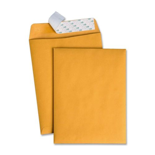 Quality park 44762 quality park redi-strip catalog envelopes 10x13 28lb kraft...