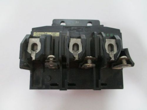ITE P4330 TRIP UNIT 3POLE 30A AMP 240V-AC CIRCUIT BREAKER D256200, US $25.75 � Picture 1
