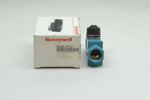 New honeywell bze6-2rn7 micro switch limit 600v-ac 1/4hp 15a amp switch d409523