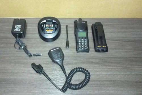 Motorola radio XTS3000 P25 800 9600 Trunking W/Programming