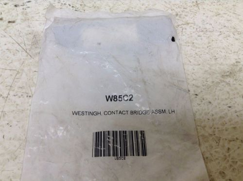 Westinghouse w85c2 contact bridge assembly left hand lh new