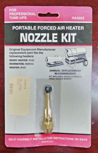 Desa nozzle kit ha3023 includes 100735-10 nozzle and m8882 sleeve