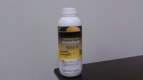 New jug of humiseal 1c53-1l conformal coating