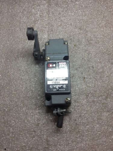 (D2) CUTLER-HAMMER E50SA LIMIT SWITCH � Picture 1