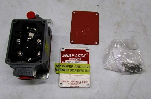 Namco snap-lock limit switch ea080-11100