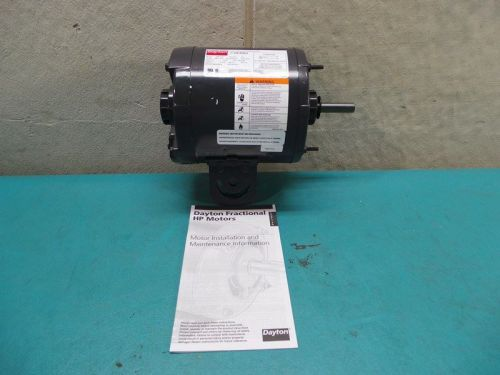 Dayton 1 4 hp 1725 rpm 115 v yoke mount fan motor for 1 4 hp 1725 rpm motor