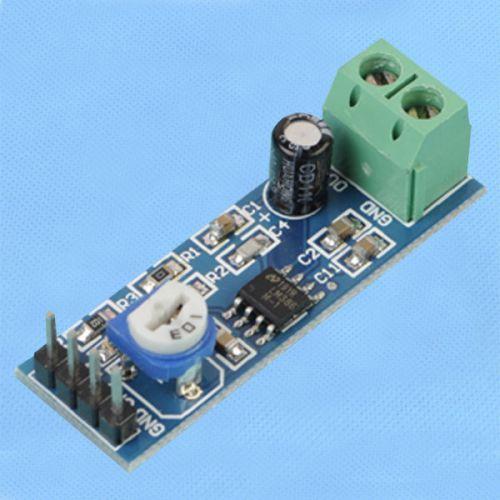 LM386 Audio Amplifier Module - ArduBoticsShop - arduino