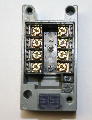 Square d 9007 ct-62 9007ct62 9007ct62 limit switch receptacle