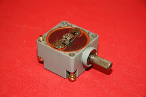 Cutler Hammer E50DN2 Limit Switch Operating Head Neutral Pos 15� New A1, US $40.00 � Picture 3