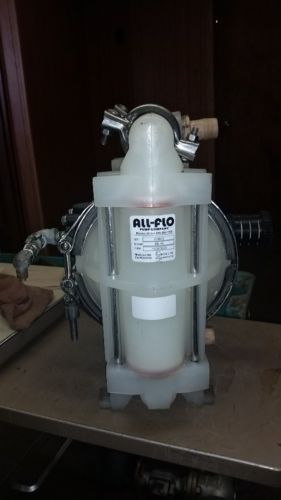 All Flo 1 Quot 25 Mm Air Operated Plastic Double Diaphragm