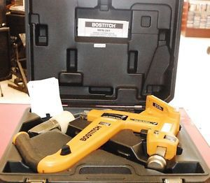 "Bostitch mfn201 manual hardwood flooring nailer: 1 1/2 - 2"" / 38-50mm / l cleats"