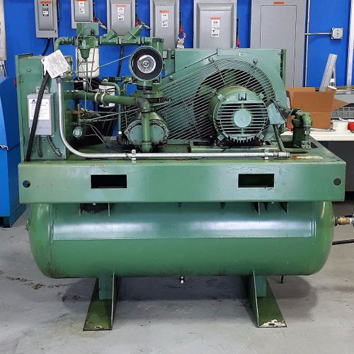 Used gardner denver 20 hp rotary screw air compressor