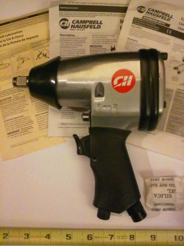 "Campbell hausfeld 1/2"" impact wrench tl1002  /new/ -free shipping"