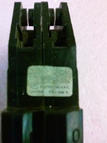 ZINSCO Magnetrip 15A 2 Pole Circuit Breaker Type RC38AL 120/240 VAC, US $14.25 � Picture 3