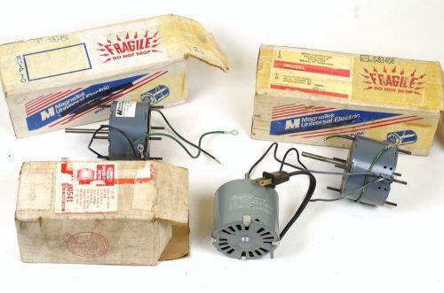 Attic fan motor yjr 065h6 g16 01a e198537 120v 60 hz 3 4 for 1 3 hp attic fan motor
