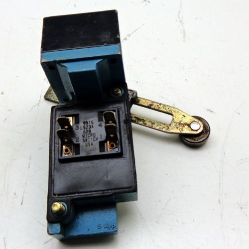 Honeywell Micro Switch LSZ7A1A Heavy Duty Limit Switch, US $30.00 � Picture 3