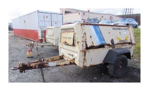 Ingersoll rand 30 KW , 37 5 KVA Portable Diesel Generator