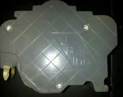 *NEW* UBI F Circut Breaker 50AMP Thin Double Pole 120/240V $25 + FREE SHIPPING!, US $25.00 � Picture 3