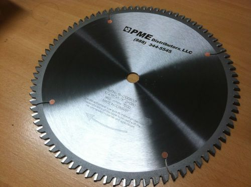 "Solid surface cutting saw blade 10"" 80 teeth for corian"