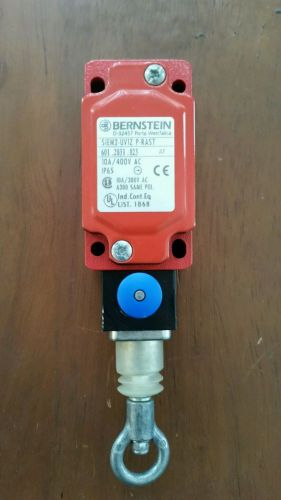 Bernstein D-32457 Limit Switch Porta Westfalica 601.2831.023 10 Amp 400 V AC � Picture 1