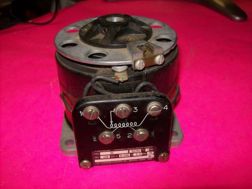 Superior electric co. powerstat variable auto transformer type 21 120v