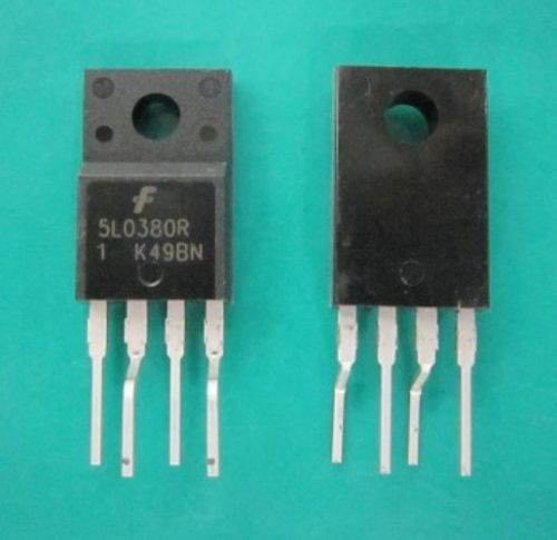 2pcs 5l0380r Power Switch Fps Chip To-220-4.