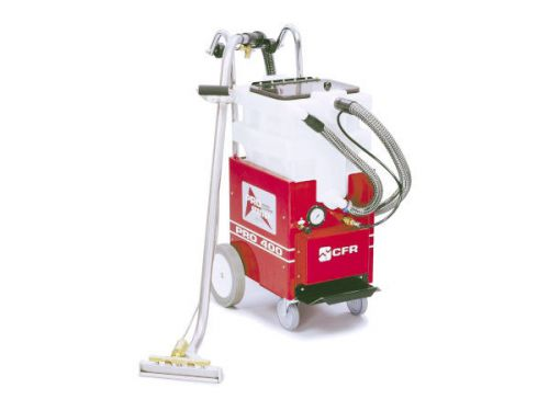 Commander Mark I Hot Water Carpet Extractor Steam Cleaner
