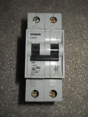 (RR15-2) 1 NEW SIEMENS 5SX22D8 480VAC CIRCUIT BREAKER, US $73.99 � Picture 6