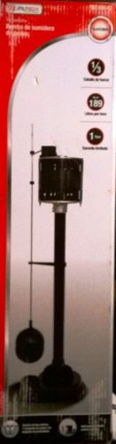 Utilitech Electric1  3 Hp Pedestal Sump Pump 50 Gallons Per