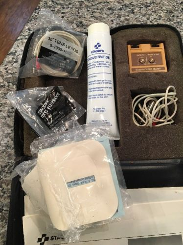 Vintage staodyn tens model 4500 transcutaneous electrical nerve stimulator